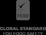 BRC FOOD - Global standard for food safety