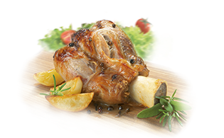 Roasted Veal Shank