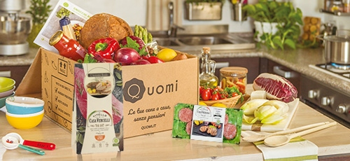 Il Vitello di Casa Vercelli's products delivered at your home by Quomi